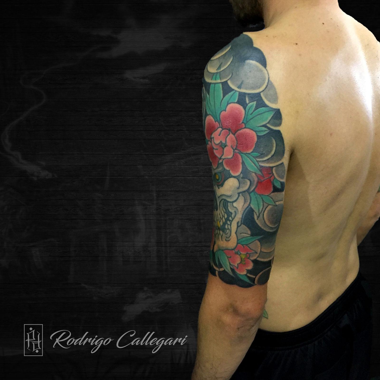 Japanese Tattoos - Rodrigo Callegari Tattoo - Estúdio de Tatuagem na Zona Sul de SP