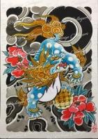 Paintings - Rodrigo Callegari Tattoo - Estúdio de Tatuagem na Zona Sul de SP